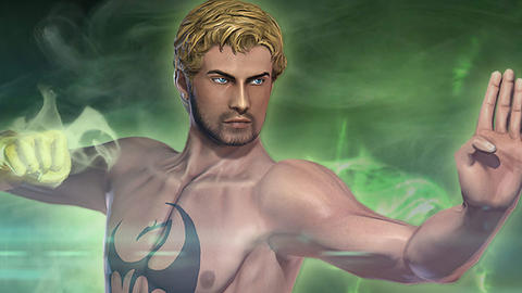 Image for Marvel's Iron Fist: The Netflix Hero Comes to Marvel Games