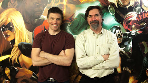 Image for Anson Mount & Branan Edgens Join the Marvel Podcast