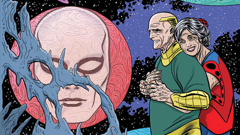 Image for Silver Surfer: The Ballad of Norrin & Dawn