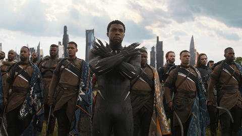 Image for It's Wakanda Revisited in Marvel Studios' 'Avengers: Infinity War'