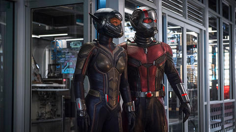 Image for Watch the Brand-New Trailer for Marvel Studios' Ant-Man and the Wasp
