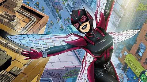 Image for Unstoppable Wasp: Meeting of the Minds Pt. 2