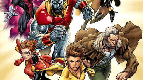 Image for ResurrXion Files: X-Men Gold