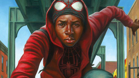Image for Jason Reynolds Joins the Marvel Podcast