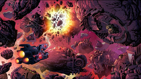 Image for Marvel Contest of Champions Gets Back to Its Comic Book Roots