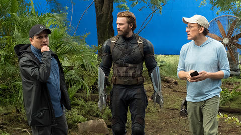 Image for The Russo Brothers Give Us An Insider Look on How They Tackled 'Avengers: Infinity War'