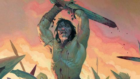 Image for Conan Returns to Marvel