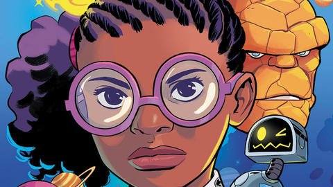 Image for Moon Girl and Devil Dinosaur: Growling at the Moon