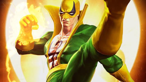 Image for Marvel Games Presents: Iron Fist