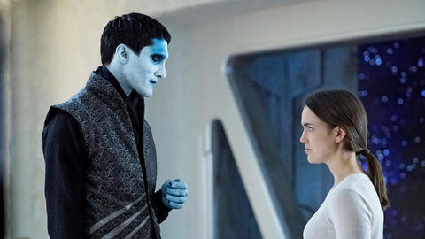 Image for 'Marvel's Agents of S.H.I.E.L.D.' Throwback Thursday: The Kree
