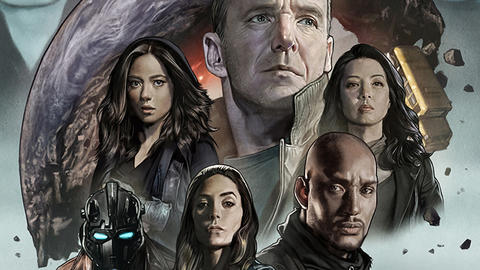 Image for 'Marvel's Agents of S.H.I.E.L.D.: The Road to 100': Season 5 Spotlight
