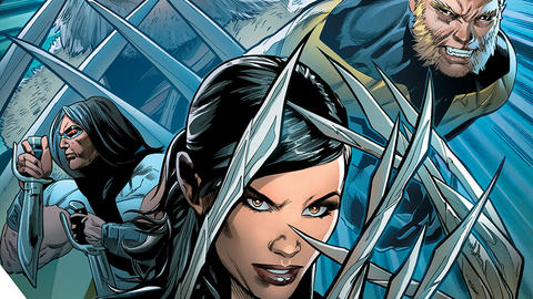 Image for ResurrXion Files: Weapon X