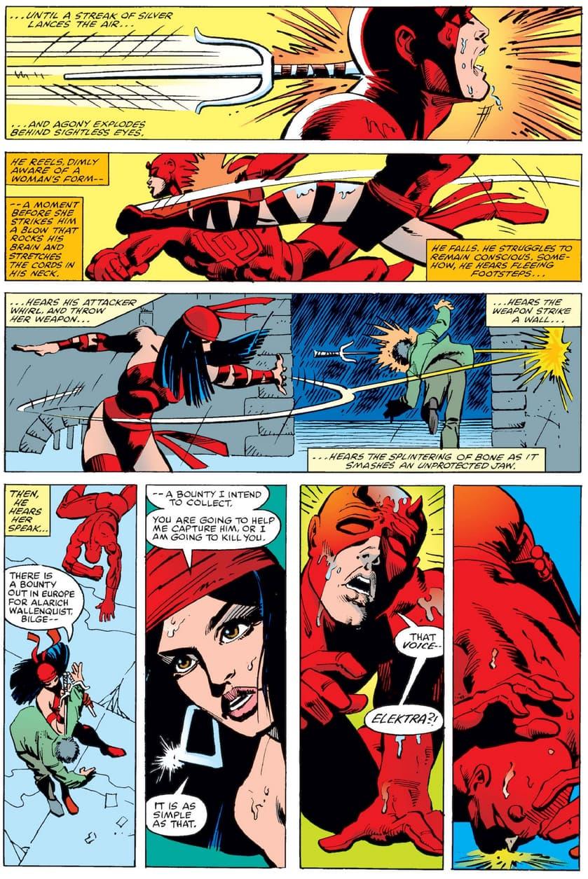 Elektra's debut