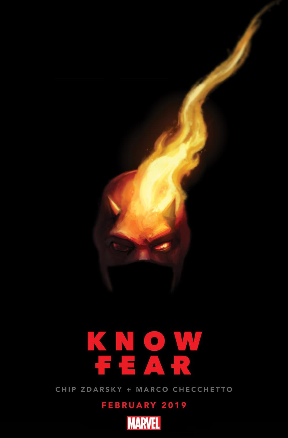 Daredevil 2019 teaser image
