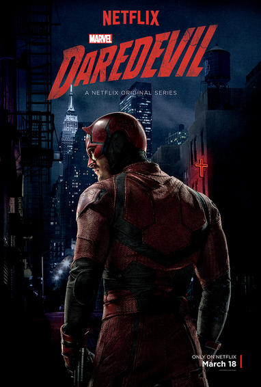Marvel's Daredevil Season 2 TV Show Poster
