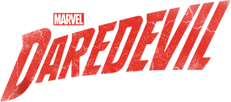 Marvel's Daredevil TV Show Logo