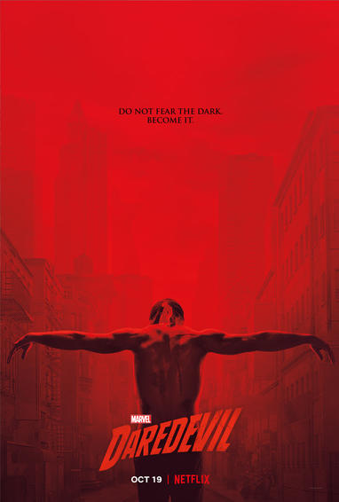 Marvel's Daredevil Season 3 Poster