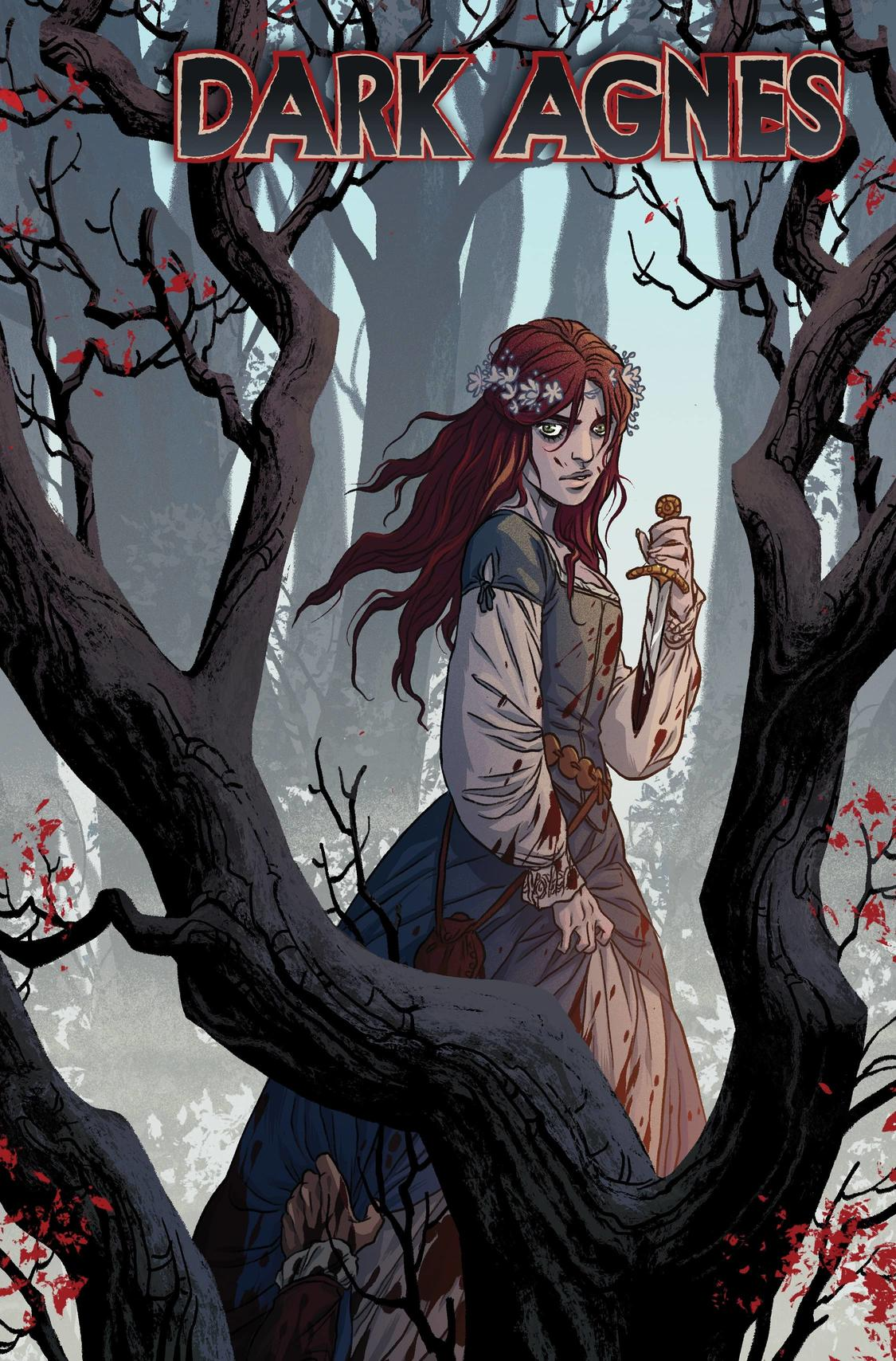 Variant art by Becky Cloonan