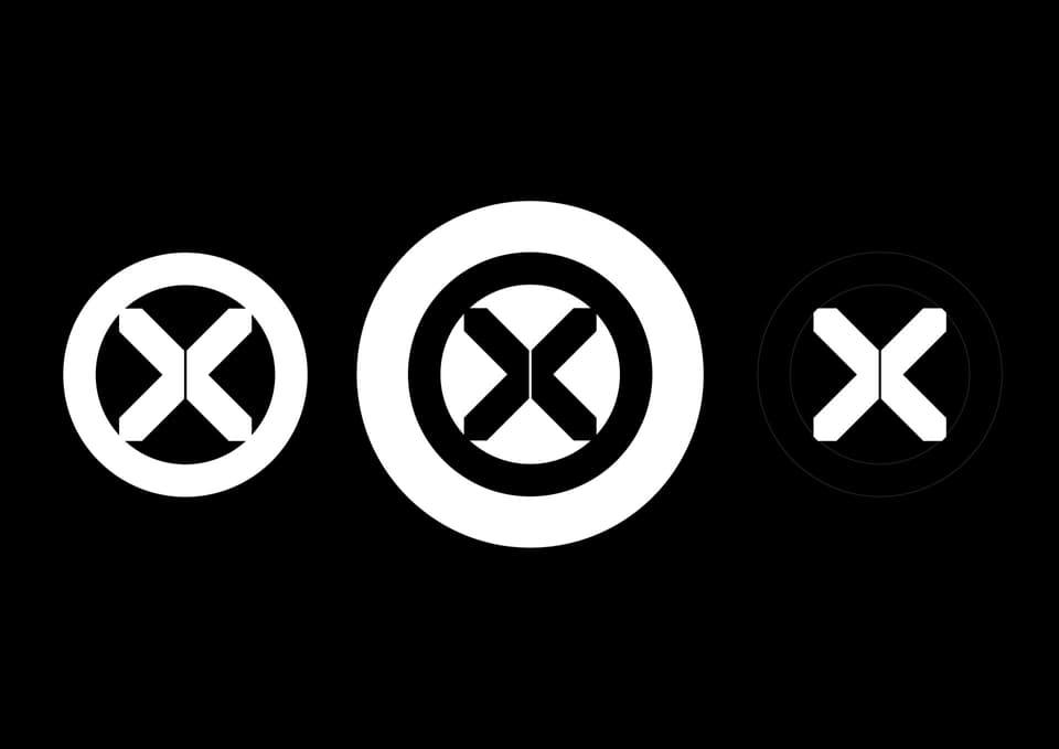 DAWN OF X Logo by Tom Muller