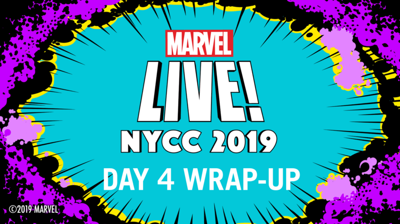 NYCC 2019 Day 4