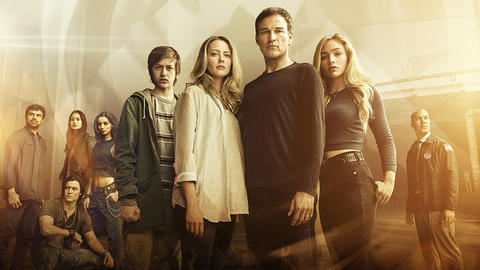 Image for 'The Gifted' Renewed for Season 2