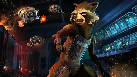 Image for See the First Trailer for Marvel's Guardians of the Galaxy: The Telltale Series Episode Two: 'Under Pressure'