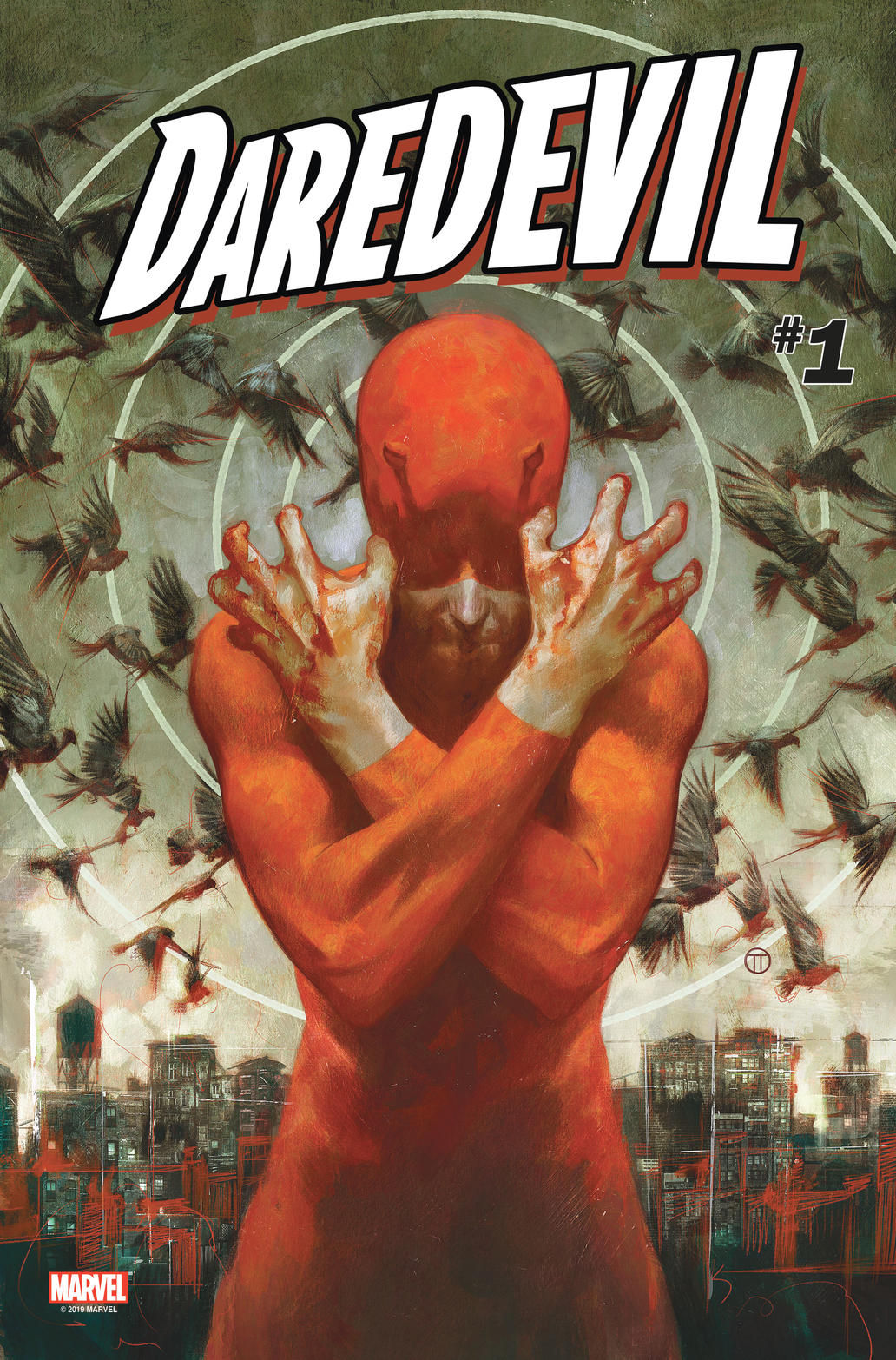 Cover of Daredevil #1