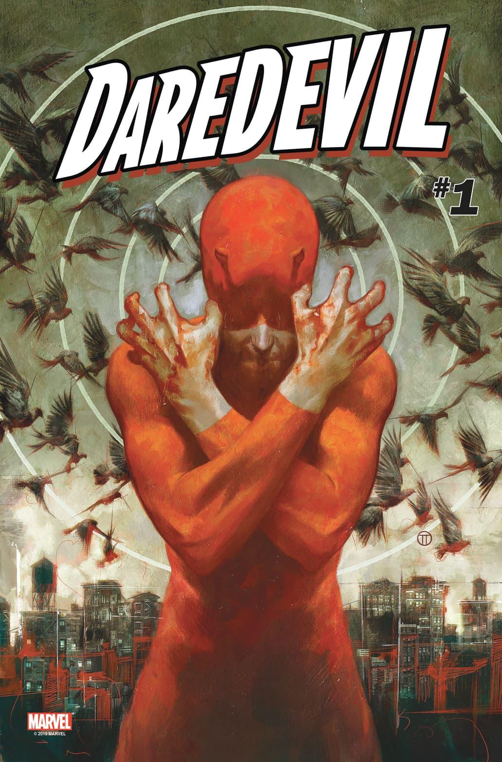 Cover of Daredevil #1