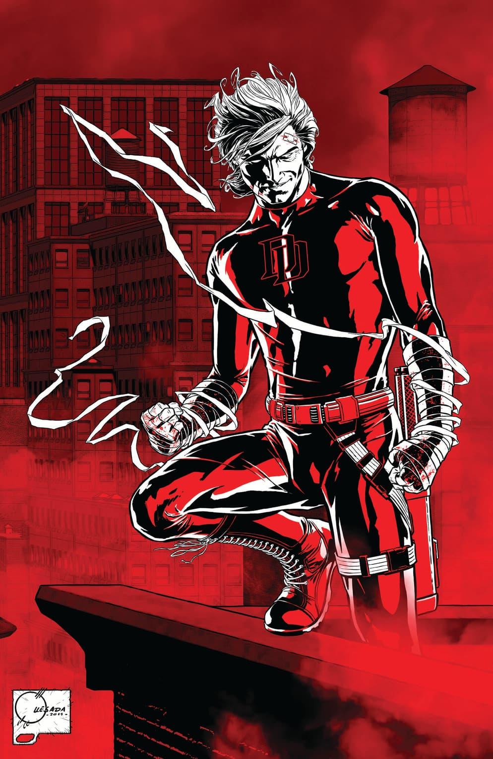 Daredevil #12 NYCC Variant