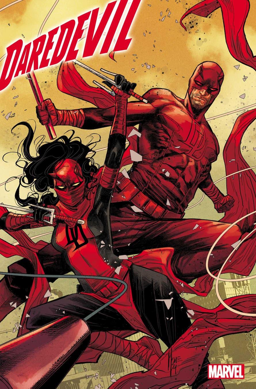 Daredevil #36 Cover by Marco Checchetto