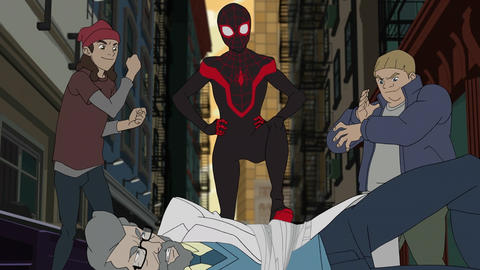 Image for Introducing Miles Morales to the 'Marvel's Spider-Man' Team