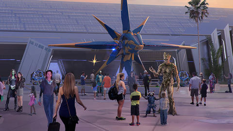 Image for Big New Super Hero Additions Coming To Walt Disney Parks and Resorts