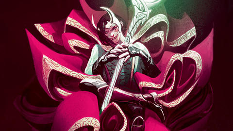 Image for Loki: Sorcerer Supreme