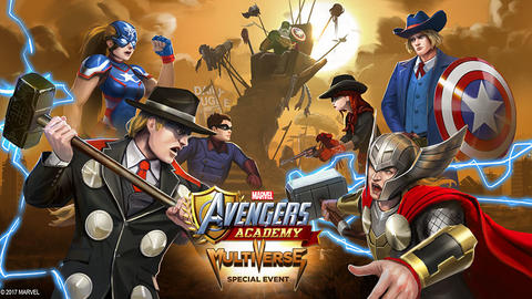 Image for Maestro Brings Multiverse Mayhem to 'Marvel Avengers Academy'