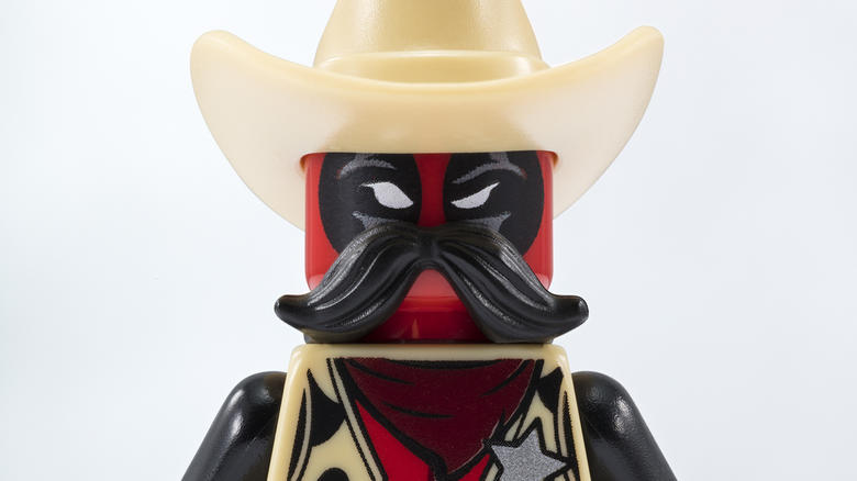 LEGO Sheriff Deadpool Minifigure Available at San Diego Comic-Con