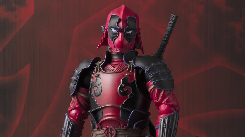 Kabukimono Deadpool Figure