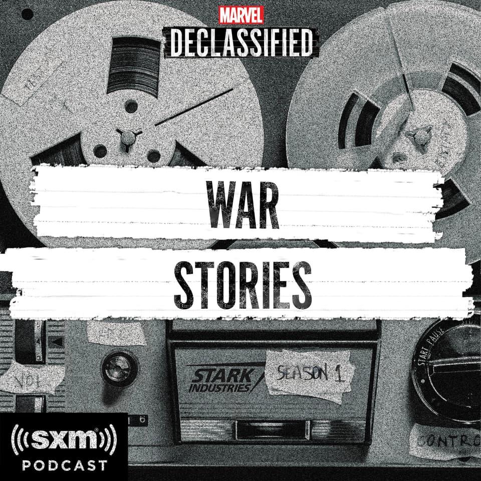 Marvel's Declassified: War Stories