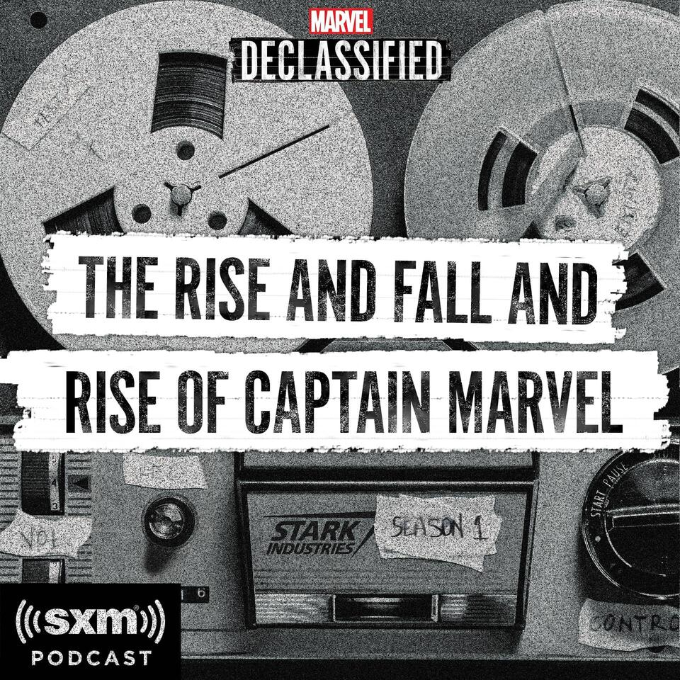 Marvel's Declassified: The Rise and Fall and Rise of Captain Marvel