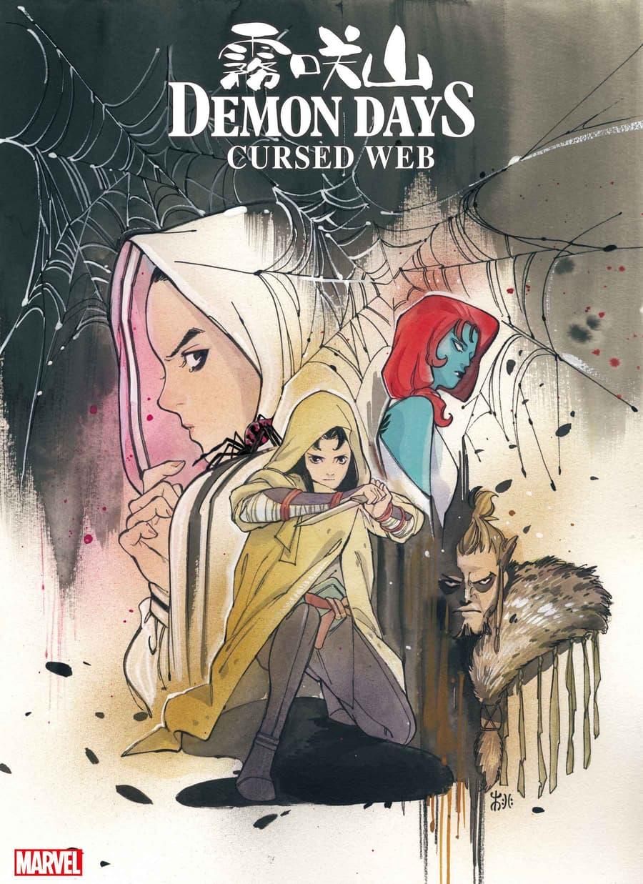 DEMON DAYS: CURSED WEB