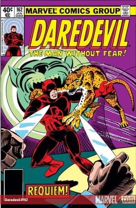 DAREDEVIL #162 (1980)