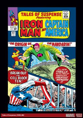 TALES OF SUSPENSE #62