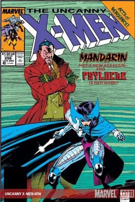 UNCANNY X-MEN #256