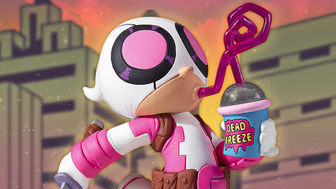Image for Behold Gentle Giant Ltd's San Diego Comic-Con Gwenpool Animated Statue
