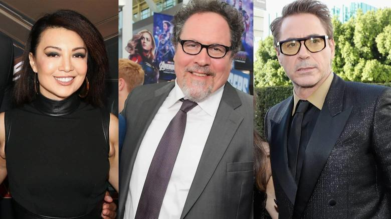 Disney Legends 2019 Ming-Na Wen Jon Favreau Robert Downey Jr