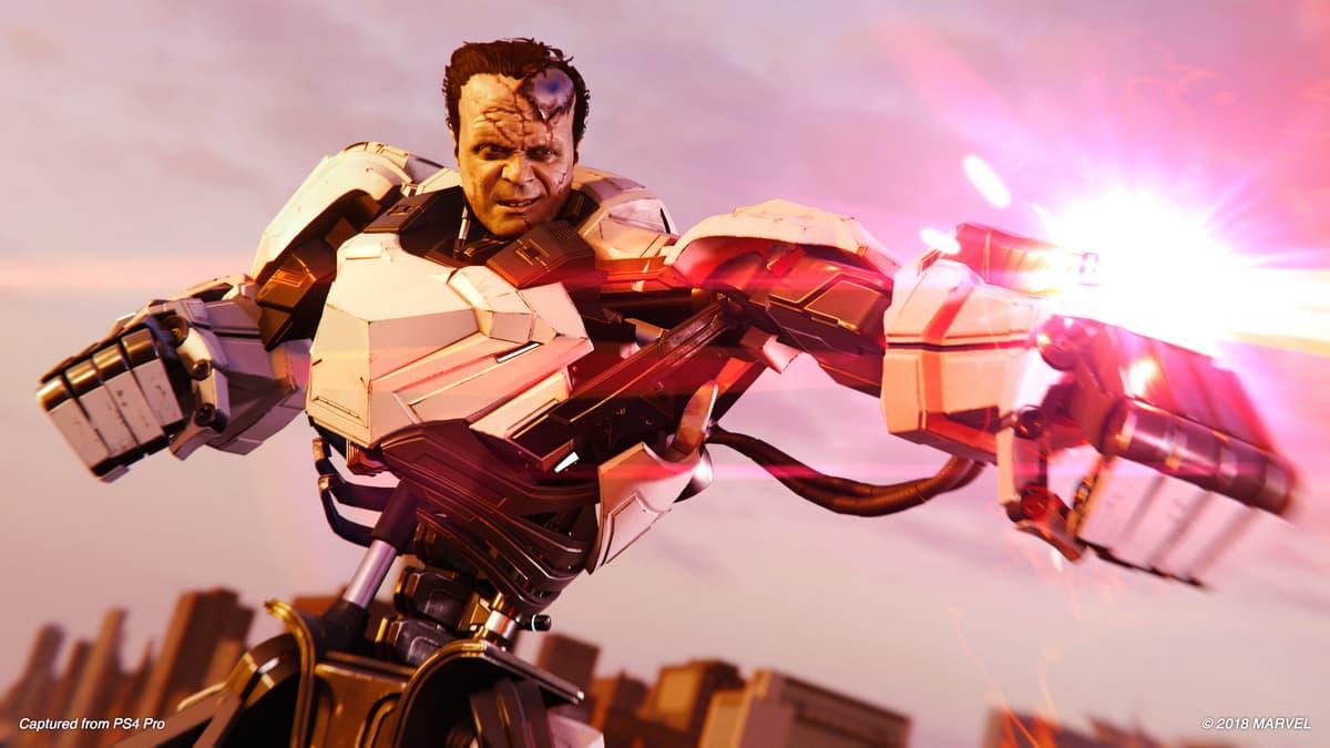 Marvel's Spider-Man: Silver Lining - Hammerhead