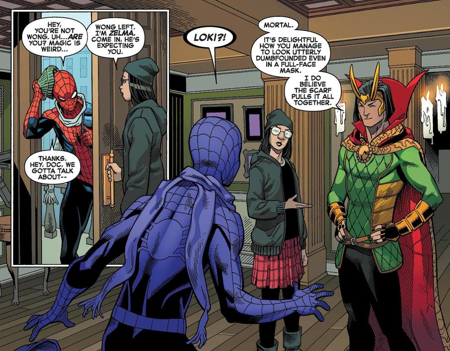 Doctor Strange_Loki