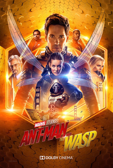 Ant-Man and the Wasp Dolby Comic Giveaway