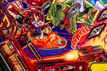 Marvel and Stern Pinball Announce New Deadpool Pinball