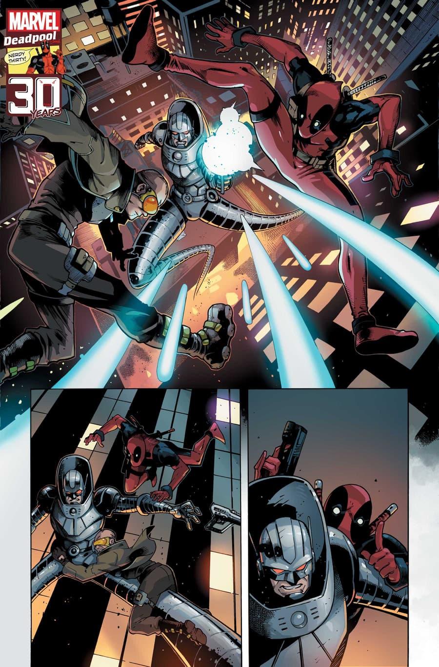 Wish Wade Wilson A Happy Birthday With Deadpool Nerdy 30 1 Marvel