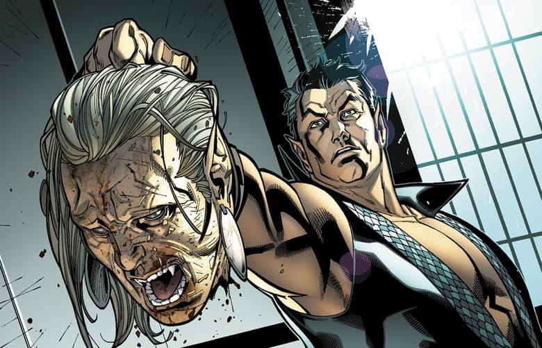 X-MEN (2010) #3 Dracula